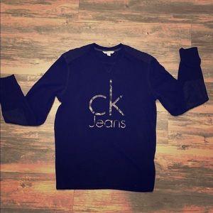 Calvin Klein black Sweater